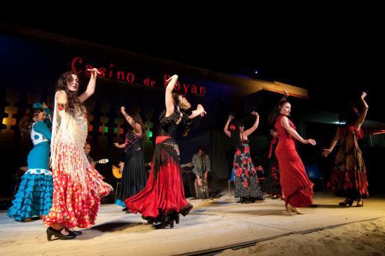 flama flamenca